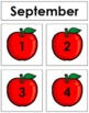 September Calendar Tags