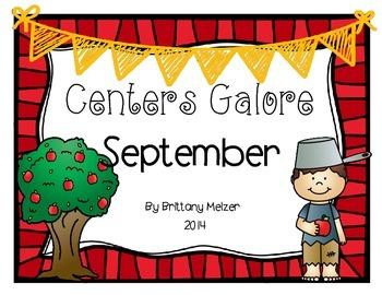 September Centers Galore