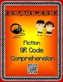 September- Character Traits - Fiction QR Code Comprehension