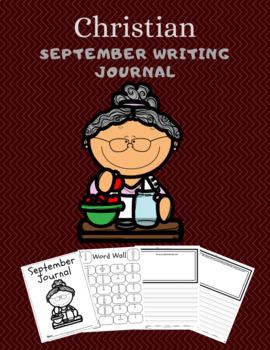 September Christian Writing Journal