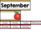 SEPTEMBER MORNING MEETING CALENDAR AND CIRCLE TIME RESOURCES