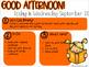 September Classroom Slides EDITABLE