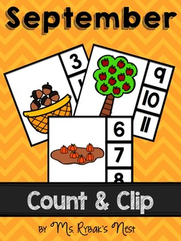 September Count and Clip