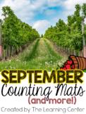 September Counting Mat