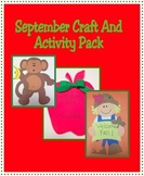 September Craft and Activity Pack