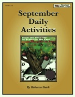 September: Daily Activities