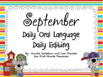 September Daily Editing (DOL)