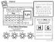 September Daily Literacy & Math Morning Work {Kindergarten