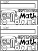 September Daily Math Journal