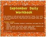 September Daily Morning Work