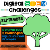 September Digital STEM Challenges™
