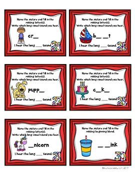 September ELA Skill Cards