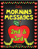 Morning Messages