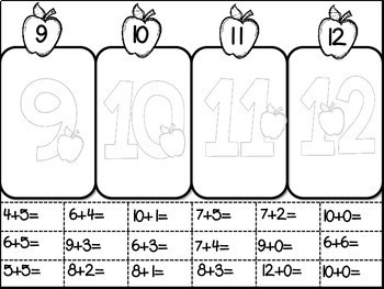 September Enrichment/Early Finishers*First Grade*