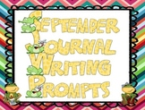 September Everyday Writing Journals PowerPoint