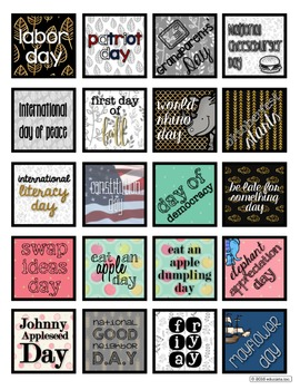 September Expansion Pack: Lesson Planner Covers and Stickers
