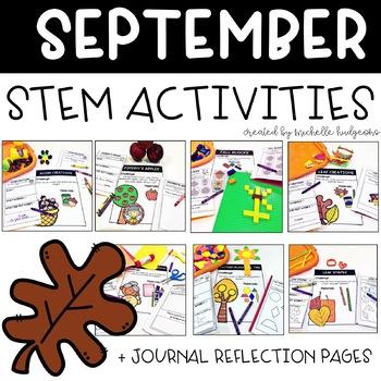 September Fall STEM Activities
