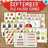 September File Folder Games
