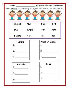 First Grade September
