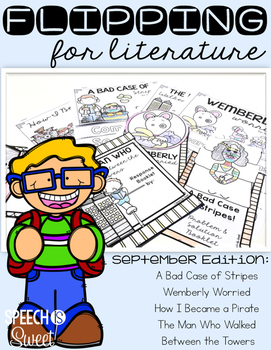 September: Flipping for Literature