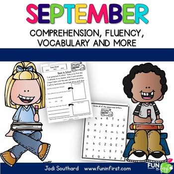 Fluency for September