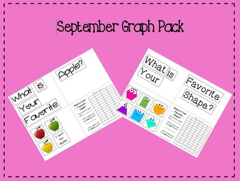 September Graph Pack