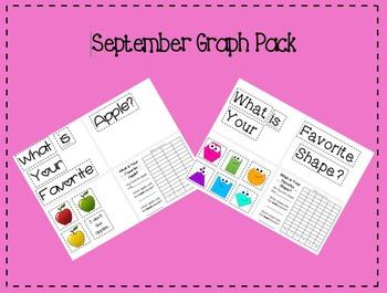 September Graph Pack
