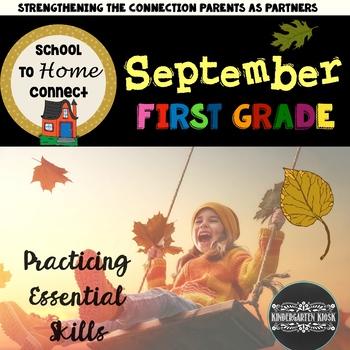 September Homework Packet: 1st Grade