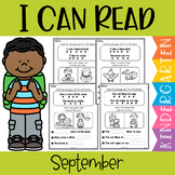 September I Can Read