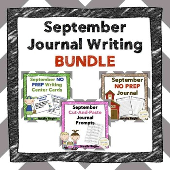 September Journal Bundle