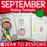 September Journal Drawing Prompts