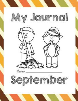 September Journal Prompt Packet