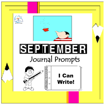 September Writing Prompts Quick Writes