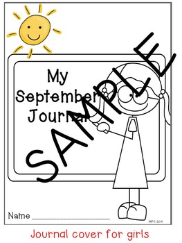 September Journal Topics