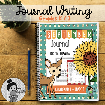 Kindergarten / Writing Prompts (September)