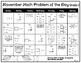 September - June! Monthly Math Problem of the Day Calendars: 2nd Grade *New
