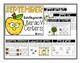 September Kindergarten Math and Literacy Centers