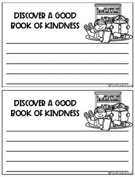 September Kindness Notes