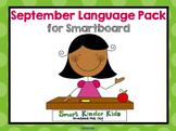 2018 September Language Pack for Smartboard