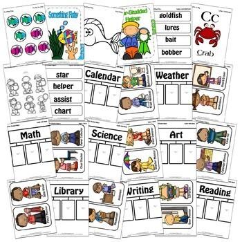 Preschool Pre-K Kindergarten Curriculum September S3