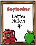 September Letter Match Up