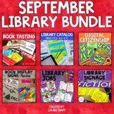 September Library BUNDLE