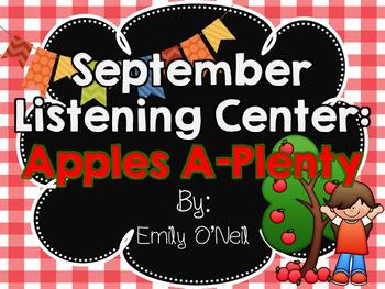 September Listening Center - Apples