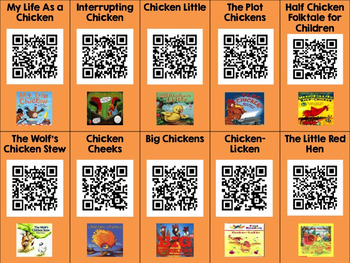 September Listening Center - Chickens