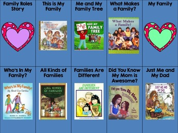 September Listening Center - Families