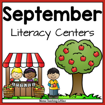 September Literacy Activities Bundle