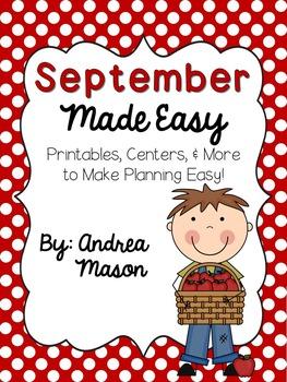 September Made Easy!