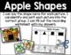 September Math Activities Bundle