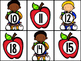 September Math Centers For First Grade