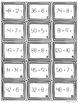 September Math Centers (Grades 3-5)